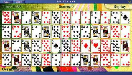 Germaine - SoliTaire! Network
